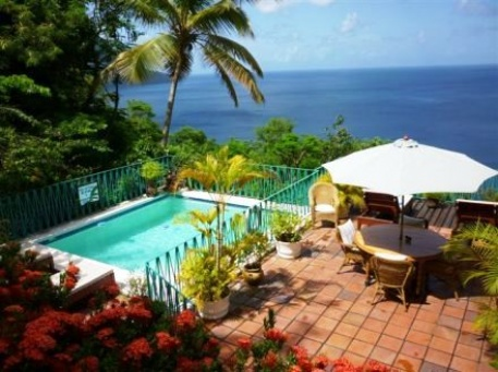 Bananaquit House, Anse Chastanet Road, Soufriere, St. Lucia ,  - Just Properties