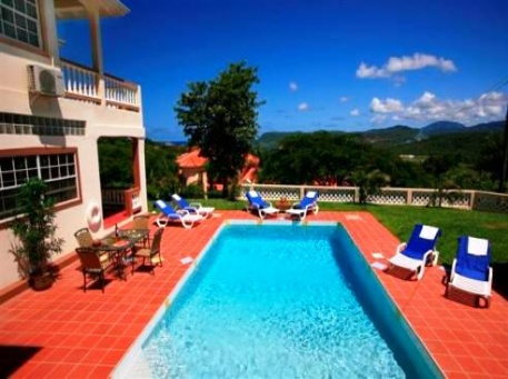 Villa Decaj, Golf Park, Cap Estate., St. Lucia ,  - Just Properties