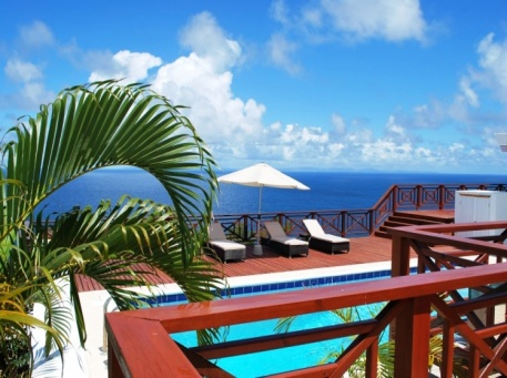 Villa at Panorama, Cap Estate, St Lucia,  - Just Properties